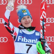 Katrin Zettel, Bronze Slalom, Sotschi