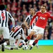 Dimitar Berbatov, Mittelstürmer, Manchester United