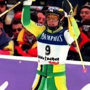 Kiminobu Kimura, Japanischer Slalomläufer Mit Mehreren Weltcuppodiumsplätzen