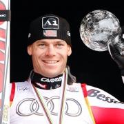 Michael Walchhofer, Abfahrtsweltmeister St. Moritz