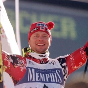 Michael Tritscher, Bronze, Slalom Albertville