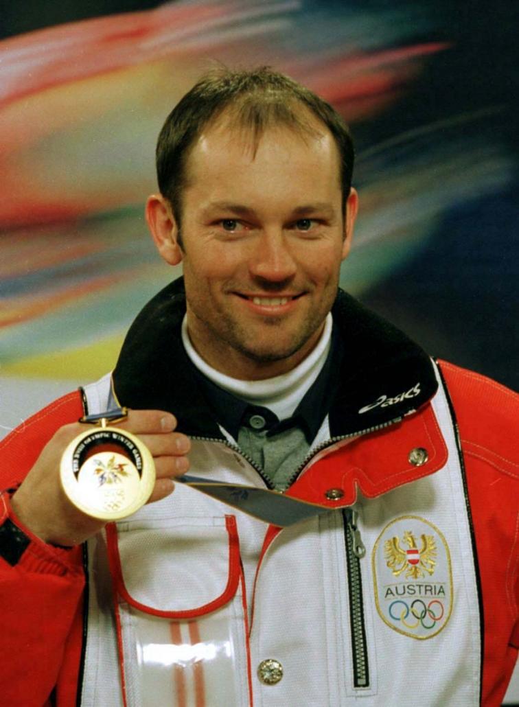 Mario Reiter, Olympiasieger Kombination, Nagano