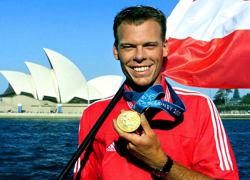 Christoph Sieber, Olympiasieger Surfen, Sydney