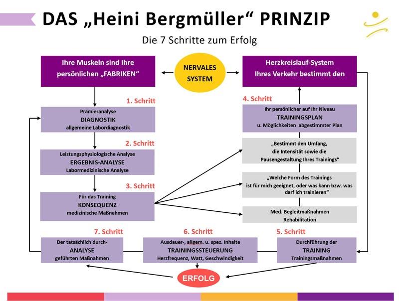 Das Heini Bergmüller Prinzip   Die 7 Schritte Zum Erfolg