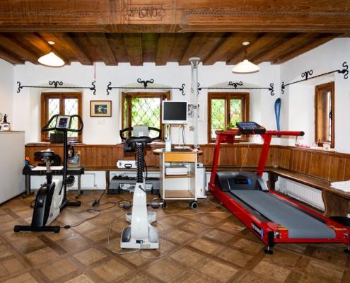 Bergmüller's Zentrum für Fitness in Gramastetten / Oberösterreich