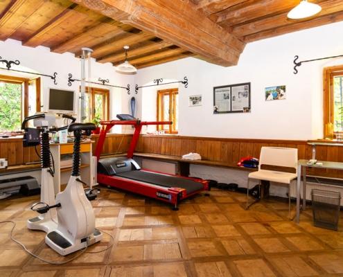 Bergmüller's Zentrum für Fitness in Oberösterreich